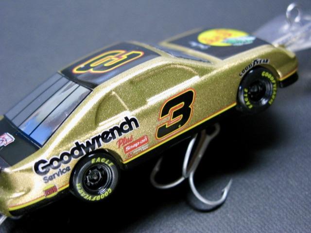 マンズ バスプロショップス NASCAR クランクベイト