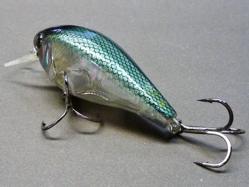 ビギー リバー2シー 釣れる クランク イシュモンロー