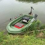 萩尾でバス釣り BICスポーツヤック213のインプレと車載方法