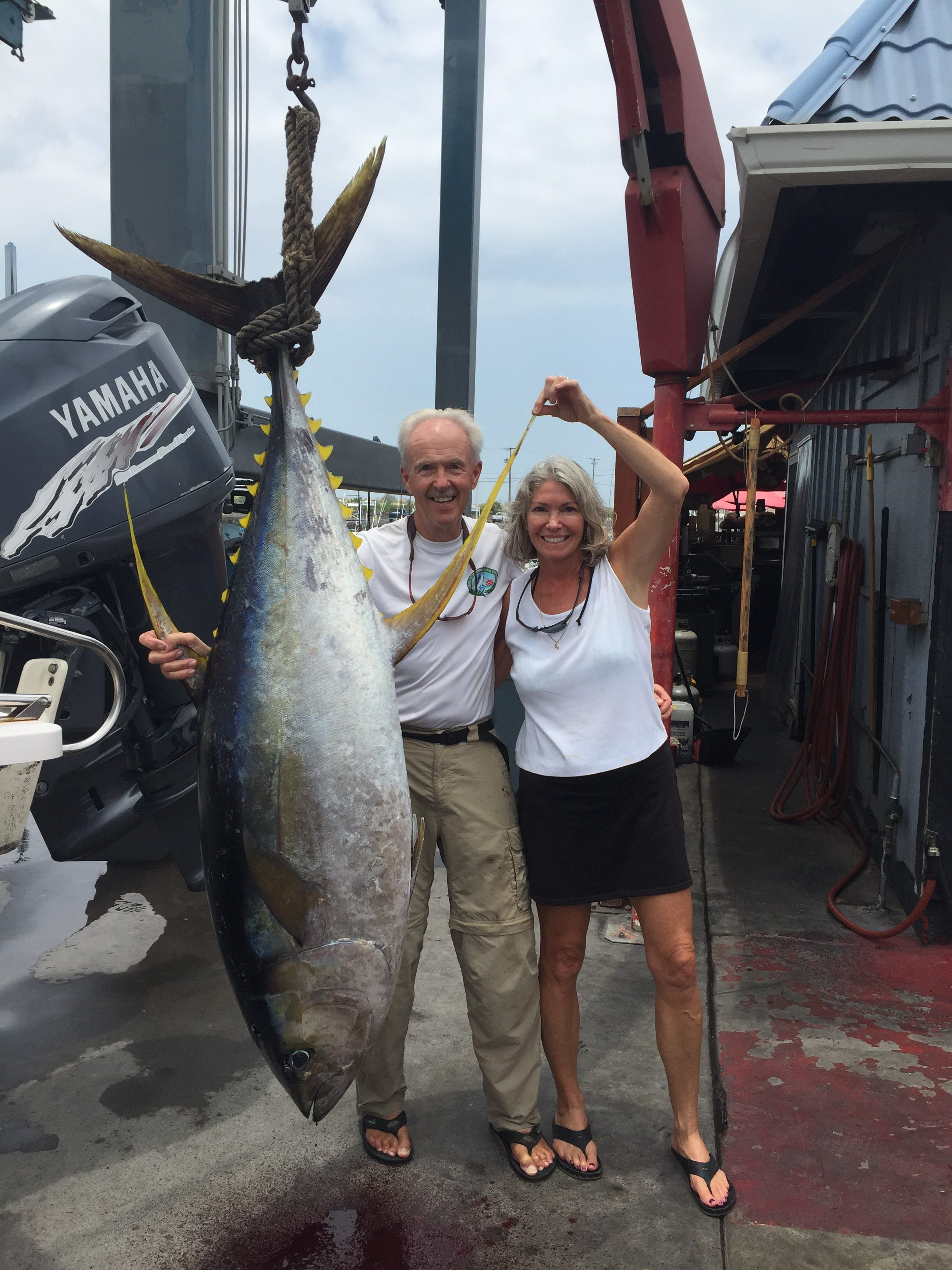 Kona Fishing Chronicles big/little fishing stories.