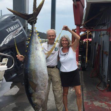 Kona Fishing Chronicles big/little fishing stories.