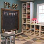 Toddler Playroom Organization Ideas