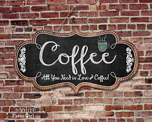 Coffee Cup Wall Hanger
