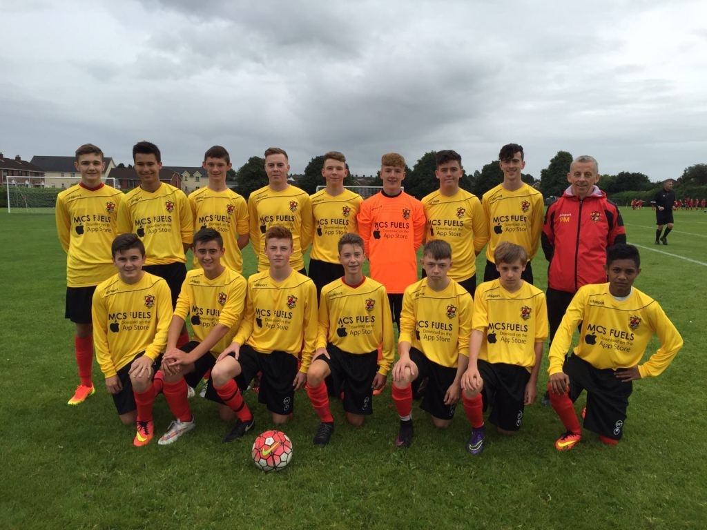 under 17 lisburn league