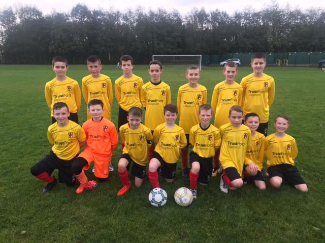 under 13 colts