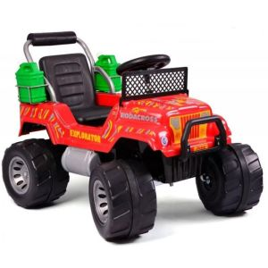 "Jeep Explorator 12 V ""Glaube"""