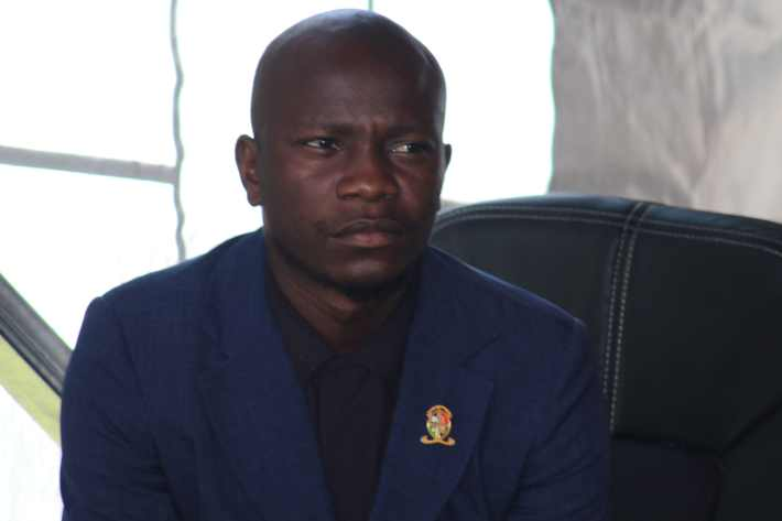 UNZASU President Jones Mwewa