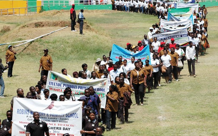 25000 TEACHERS LEFT OUT, 2009 RECRUITED