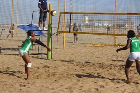 VOLLEYBALL GAMES TO HIT UP AT SAMFYA BEACH