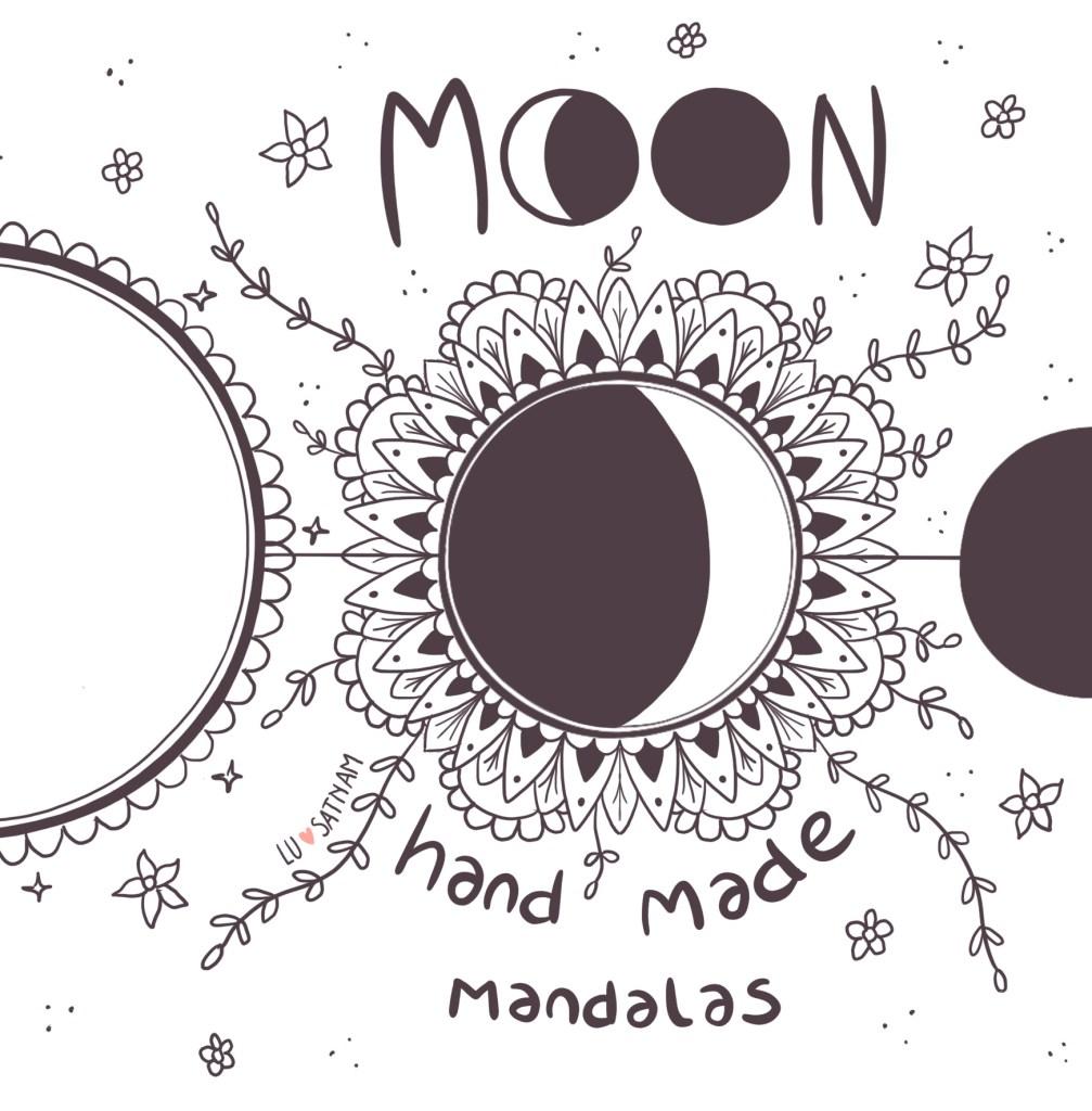portada moon handmade mandalas