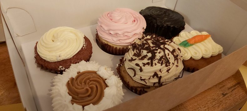 Cupcakes from Cielin's Cakehouse, Alabang