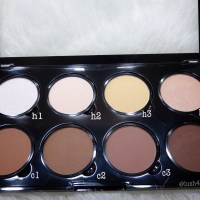NYX Highlight and Contour Pro Palette Review