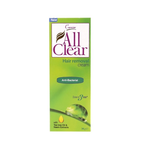 all clear anti bacterial