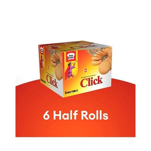 peek freans click biscuit half roll pack of 6