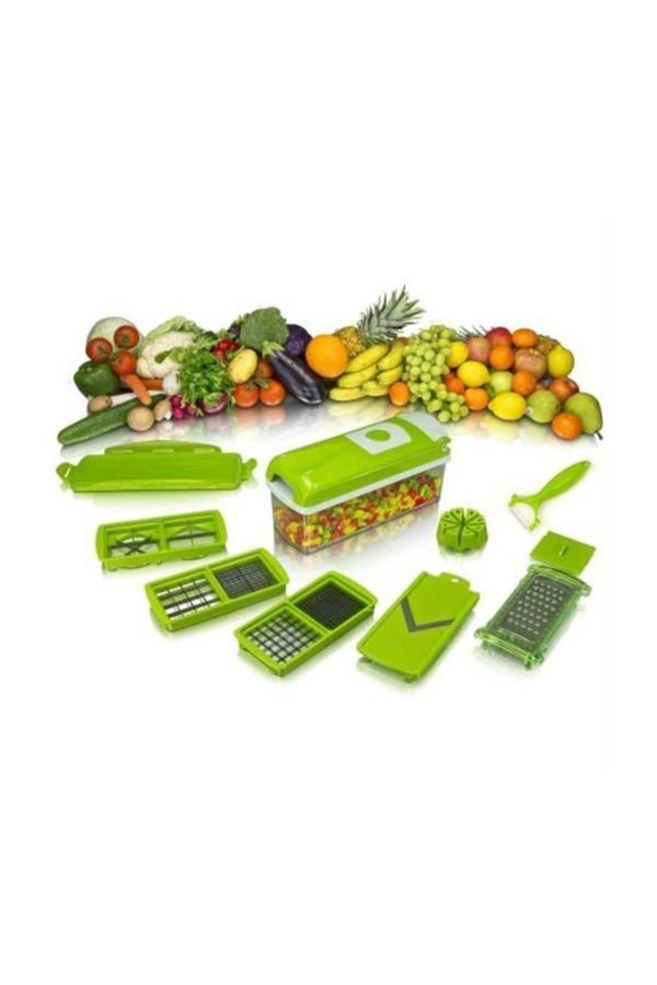 Nicer Plus Kitchen Chopper The Tool Onion Cutting Fast Chopping Cups Grater set3   Online In Pakistan