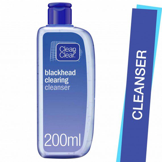 clean and clear cleanser blackhead clearing 200ml   Online In Pakistan