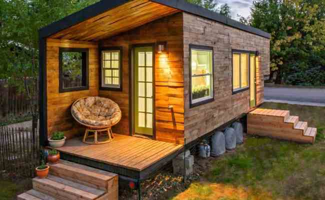 12 Interesting Facts About Tiny House Movement And