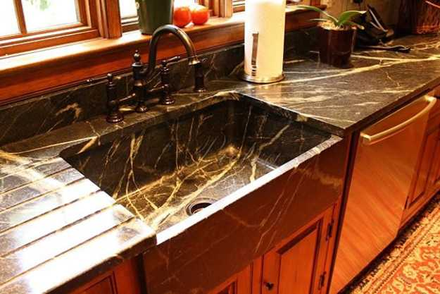 Glass Countertops Canada 40 Great Ideas For Your Modern Kitchen Countertop Material