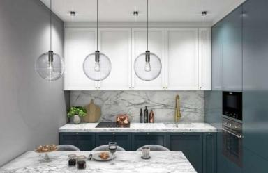 Modern Kitchen Design Trends and Interior Colors