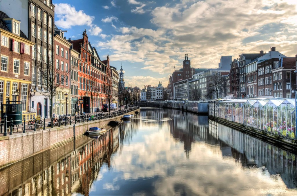 Amsterdam | Best Destinations For Your First Trip to Europe