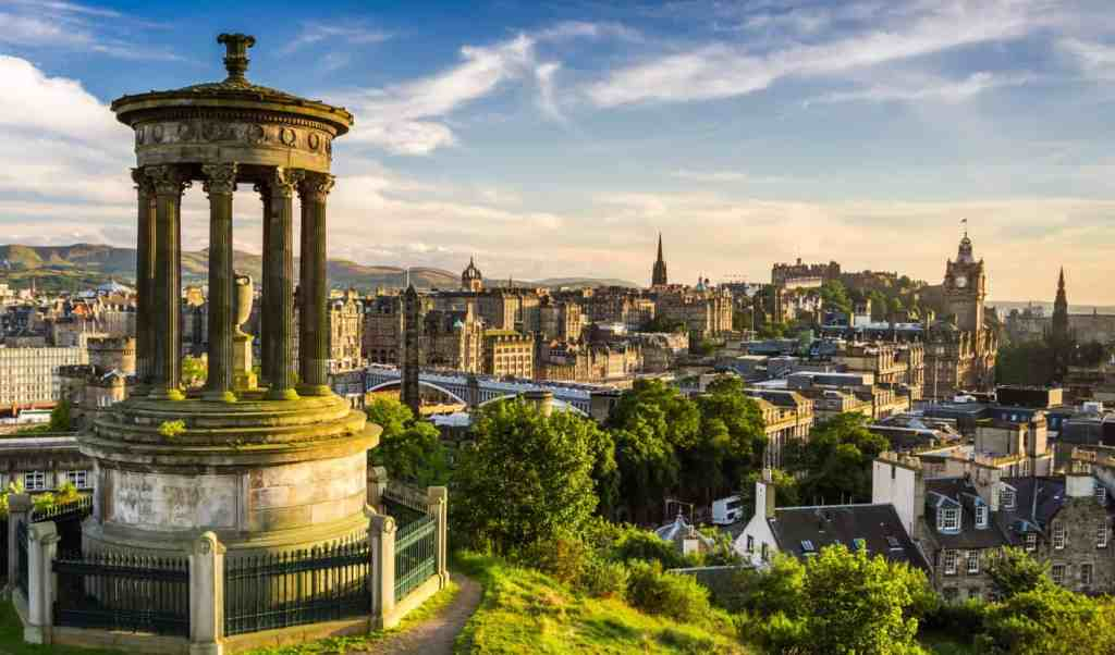 Edinburgh | Best Destinations For Your First Trip to Europe