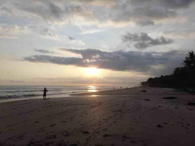 Surf in Costa Rica Playa Santa Teresa