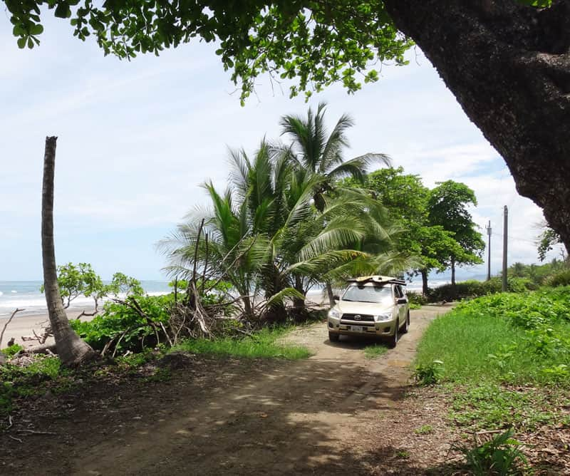 Care rentals in Costa Rica | Surfing Costa Rica