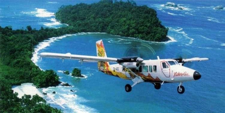 Nature Air Costa Rica   Surf Trip Costs in Costa Rica