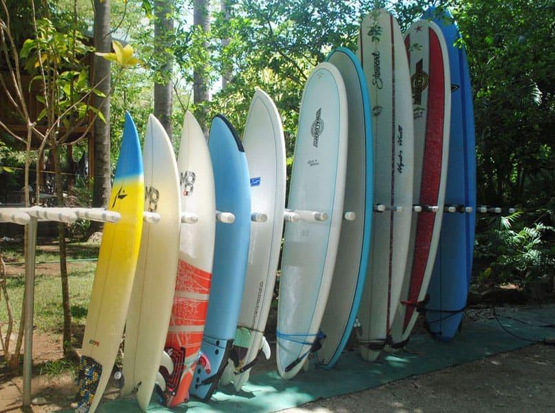 surf board rental costa rica   Surf Trip Costs in Costa Rica