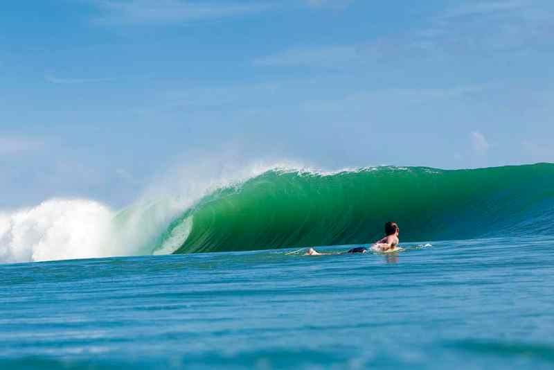 Surf in Costa Rica Salsa Brava