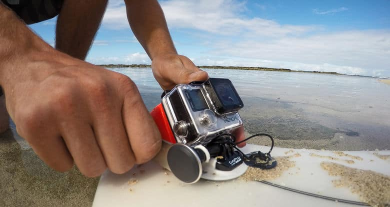 GoPro The Tool | The best GoPro mouth mount and accessories for surfing