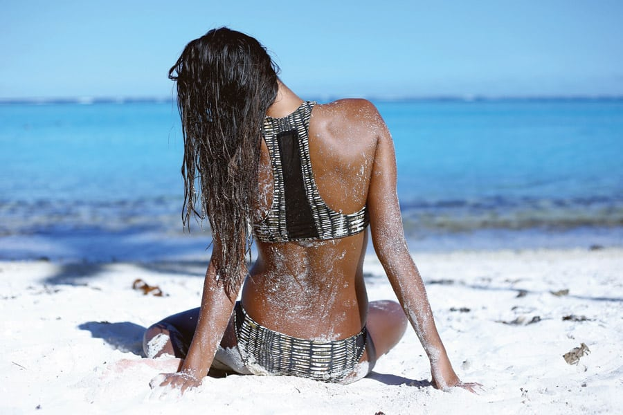 Sexy sporty swimwear | Issa de Mar | Sola mesh bikini
