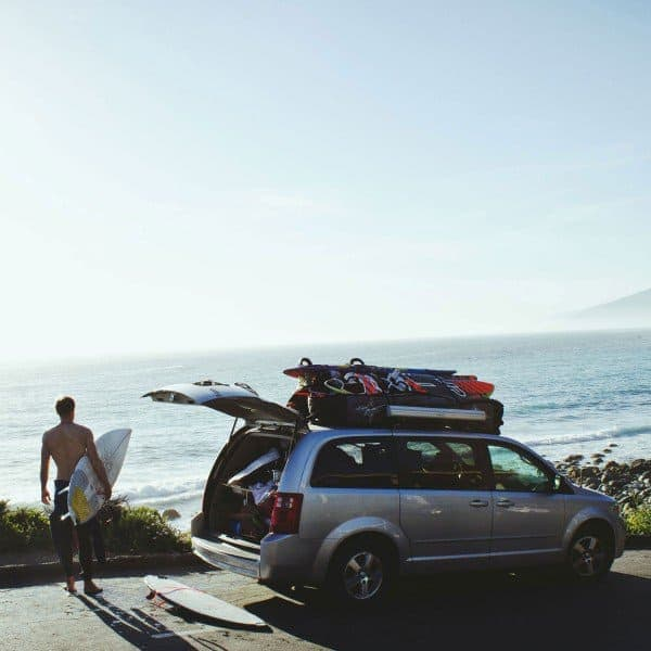 Lost Campers / 6 Camper Van Rentals for the Ultimate California Coast Road Trip