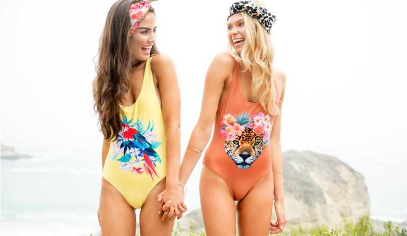 cute one piece swimsuits / topanga tank one piece swimsuit / show me your mumu