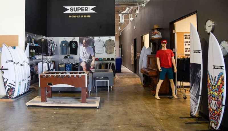 superbrand surfboards