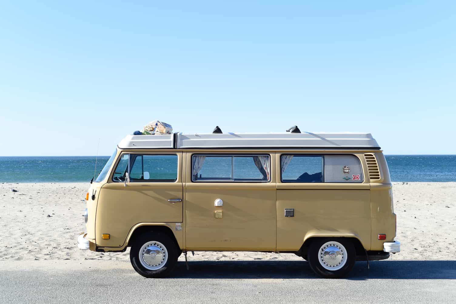 Vintage Volkswagen Vans For Sale