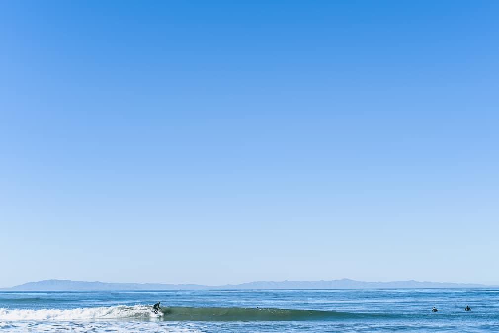 Pacific Coast Highway Surf Trip / Ventura surf