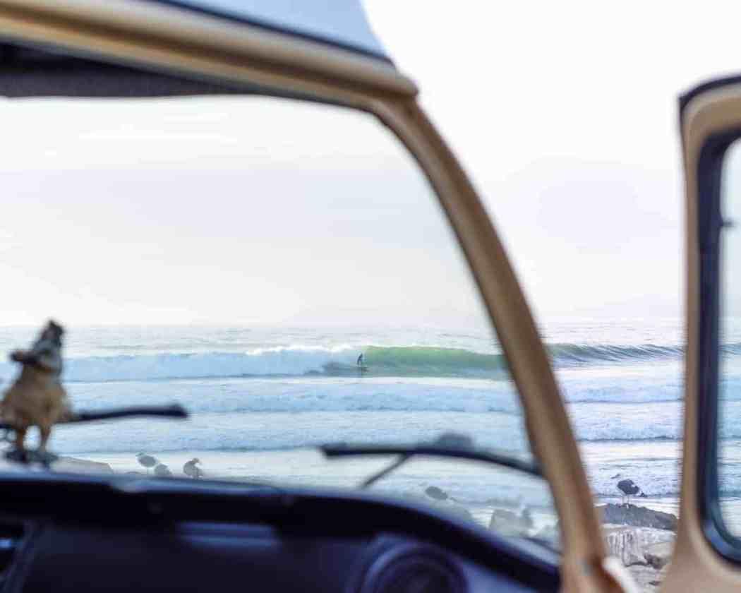 Pacific Coast Highway Surf Trip / Morro Bay surf