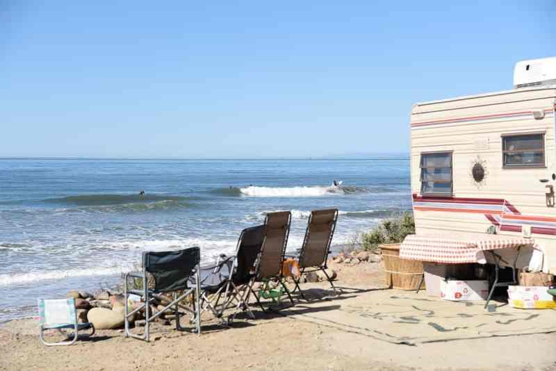 Best beach camping in California / Emma Wood