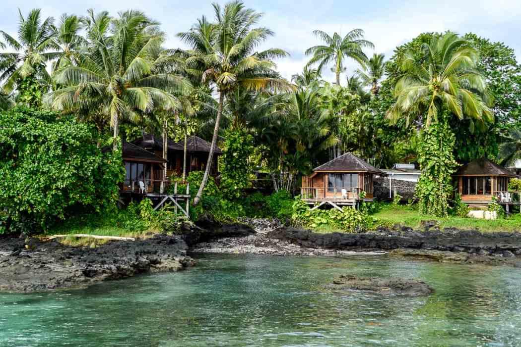 Sinalei Reef Resort & Spa / A Luxury Beachfront Samoa Resort / Spa