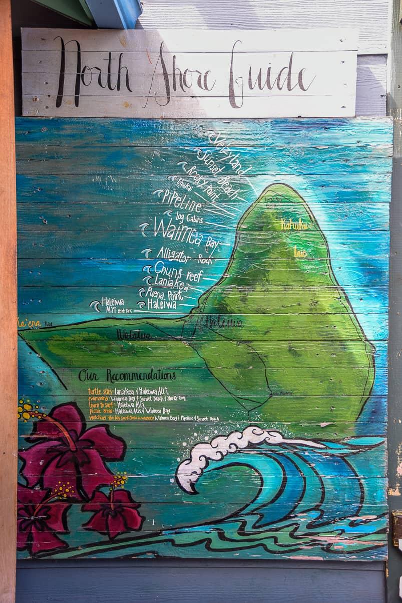 Wailua Bakery / North Shore Oahu