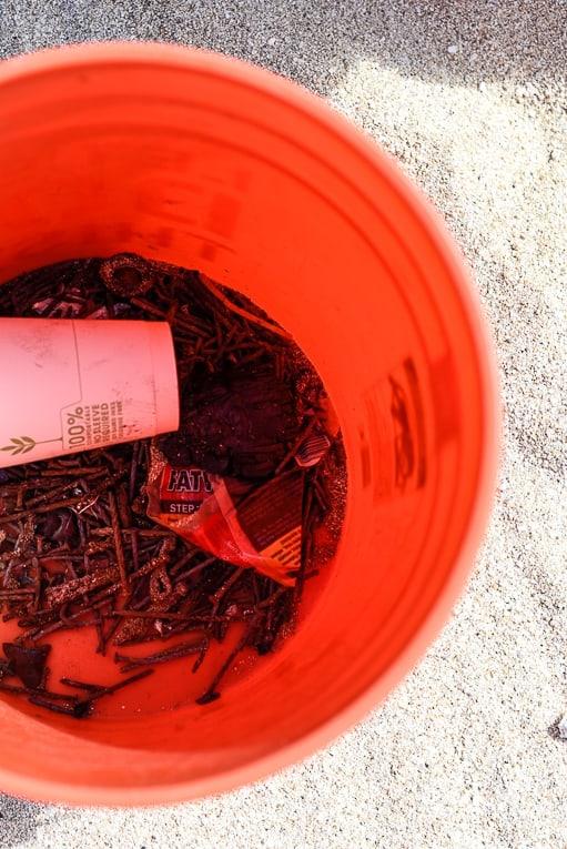 Surfrider beach clean up