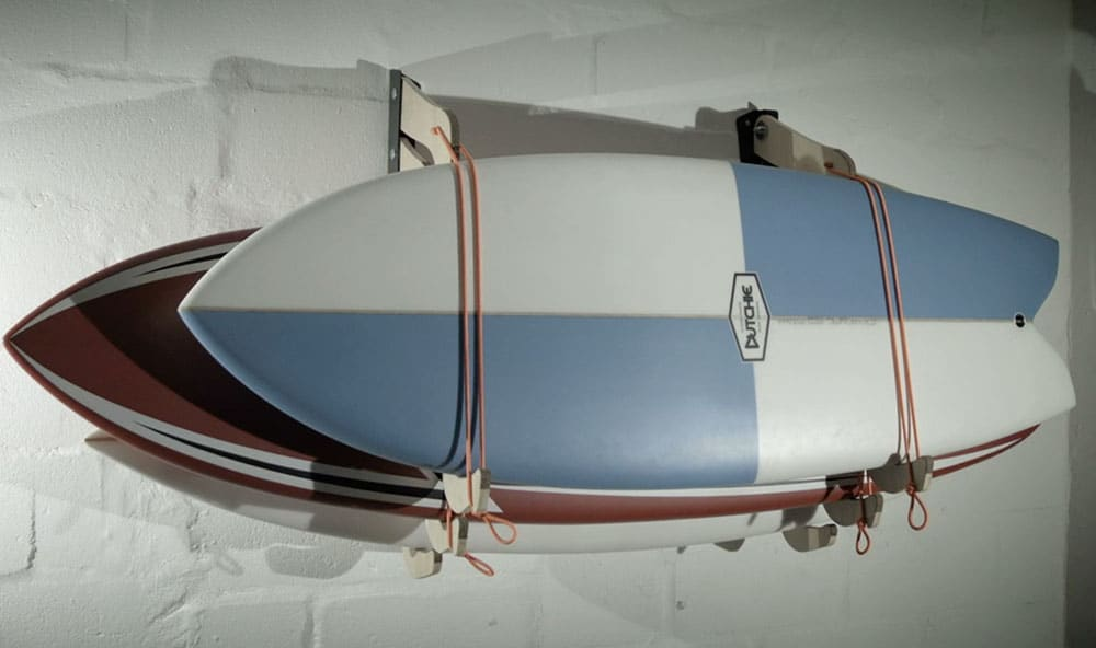 surfboard racks / surfboard wall mount