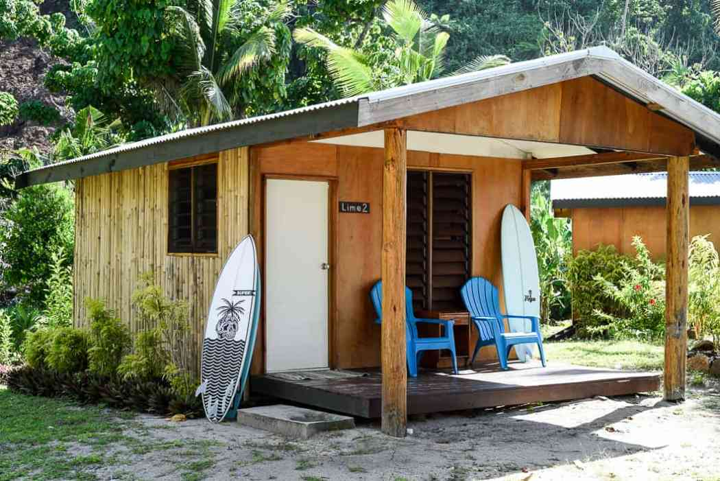 Fiji islands / Qamea island / maqai surf trip