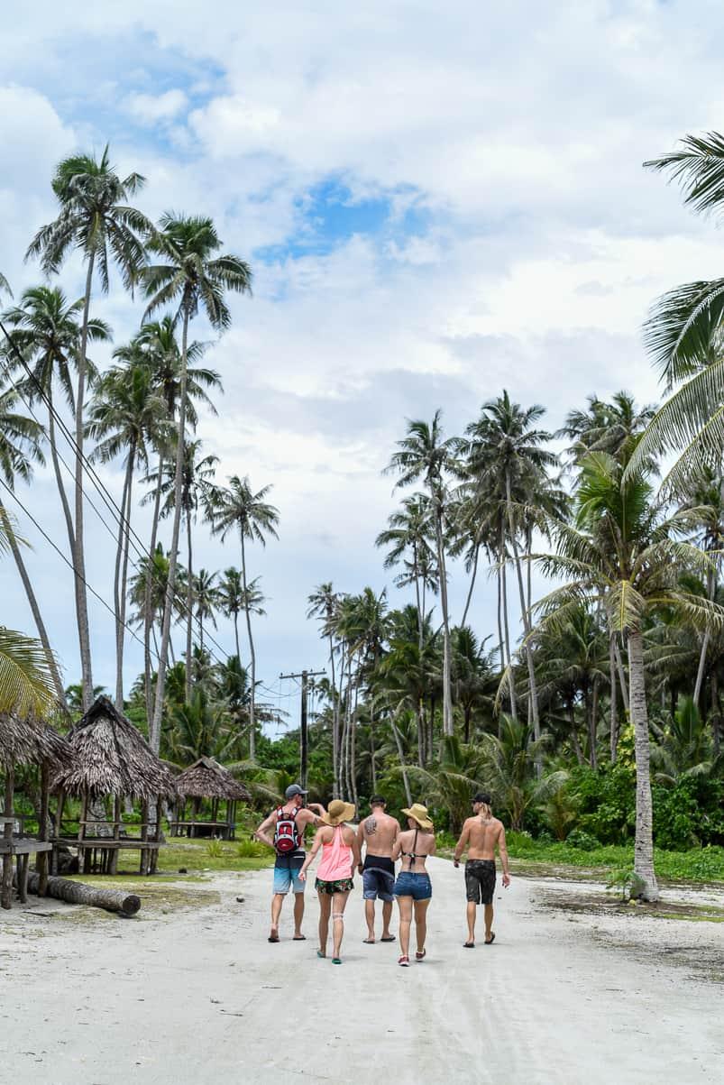 samoa surf travel