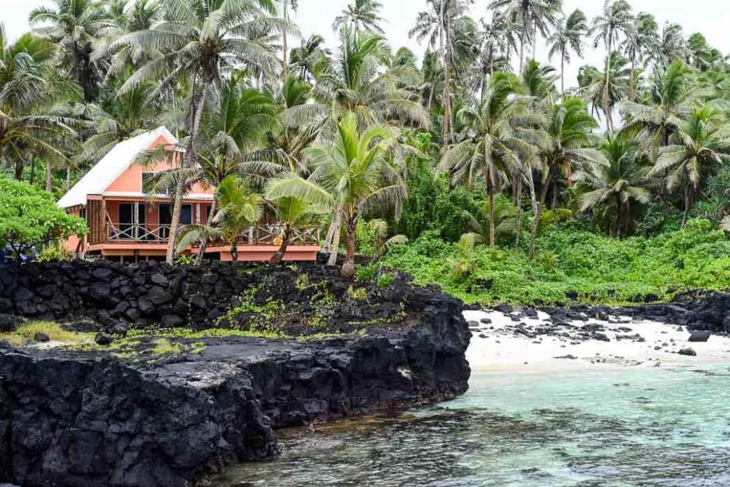 samoa Sa'moana Surf Resort