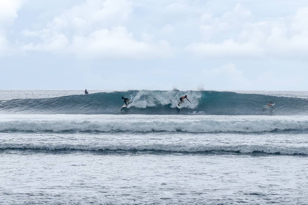 samoa surfing tiavea rivermouth