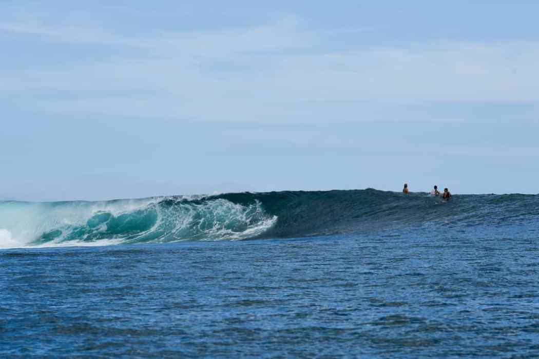samoa surf wackas reef