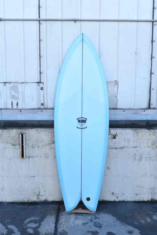 the guild surfboards pescado