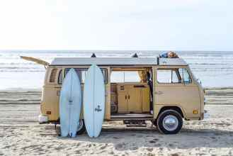 retro surfboards